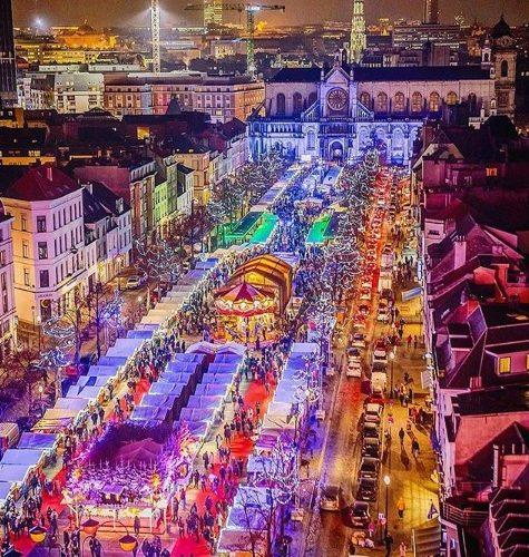 Brüksel Gezi Rehberi